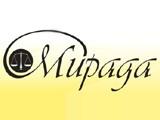 Логотип Мирада, юридическая компания