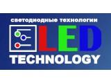 Логотип LED TECHNOLOGY (ЛЕД ТЕХНОЛОДЖИ)