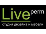 Логотип Art Live, студия дизайна и мебели