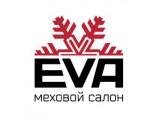 Логотип Меховой салон EVA